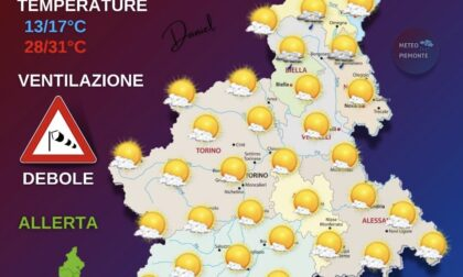 Meteo, ecco le previsioni di oggi, mercoledì 30 giugno