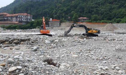Ponte Romagnano: ripresi lavori per collegamento provvisorio