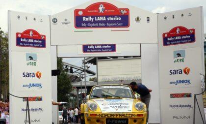 Motori accesi per il Rally Lana Storico. Ecco tutti i dettagli