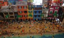 """I 100mila mattoncini Lego di Andrea: """"Così nasce il Paesaggio ligure"""""""