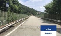 Riaperto il ponte di Pistolesa