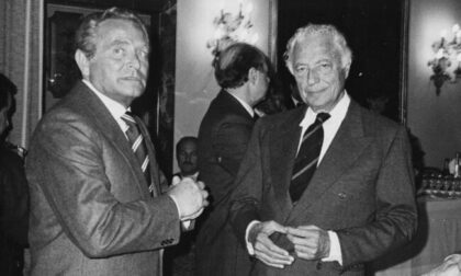 Addio a Giampiero Boniperti: era sugli spalti durante lo storico spareggio contro la Pro Vercelli
