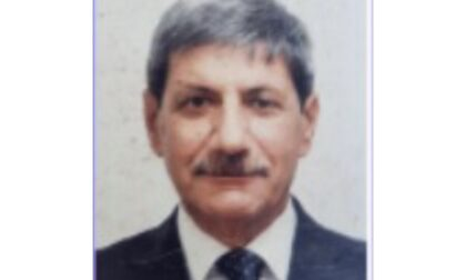 È morto Mario Indelicato, ex comandante della finanza di Cossato