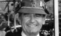 Alpini in lutto, è morto il presidente emerito Giuseppe Parazzini