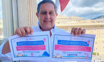 Dall'1 luglio la seconda dose del vaccino dei Piemontesi si potrà fare in vacanza