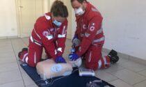 I corsi per le manovre salvavita della Croce Rossa