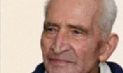 E' morto l'alpino Achille Cusin, lutto a Candelo