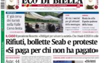 ECO di Biella, un'edizione da non perdere oggi in edicola! Le nuove CASE ALL'ASTA e tante esclusive
