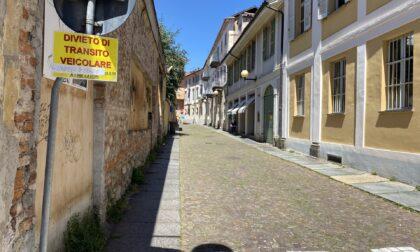 Cubetti nuovi e chiusure stradali, i prossimi lavori a Biella