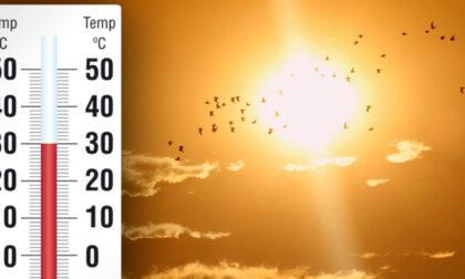"""Italia sotto la """"Cappa africana"""" picchi oltre 40°C al Sud, forti temporali al Nord"""