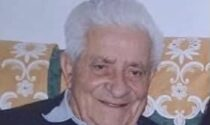 Lutto a Vigliano: è morto Mario Callegari