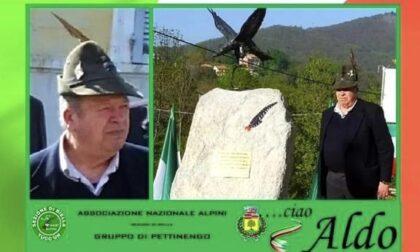 È morto l'alpino Aldo Rimbotti