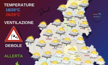 Attese ancora piogge: le previsioni di oggi