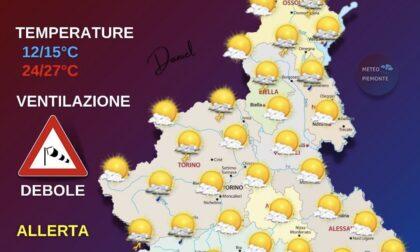 Meteo Biella, ecco le previsioni di oggi