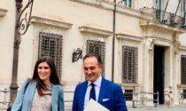 Alberto Cirio e Chiara Appendino incontrano il Premier Draghi