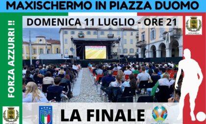L'Italia in finale: domenica torna il maxi schermo. Posti raddoppiati ecco come prenotarsi