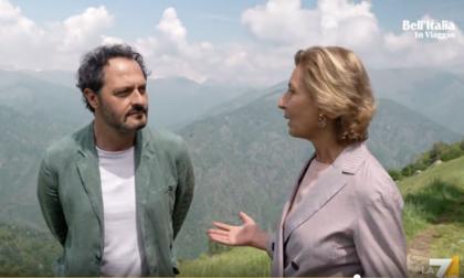"""Il Biellese torna in tivù, nell'ultima puntata di """"Bell'Italia"""" su La7"""