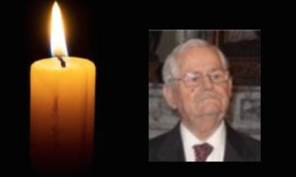 Addio a Ernesto Filippetto, lascia tre figli e quattro nipoti
