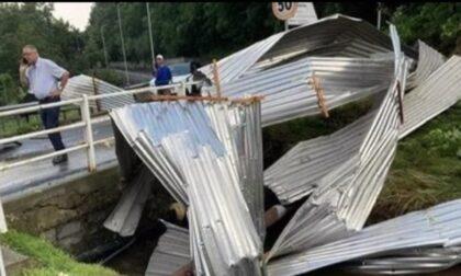 Maltempo, le foto dei danni a Candelo, Vigliano e Valdengo