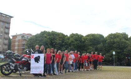 La donazione dei biker alle donne vittime di violenza