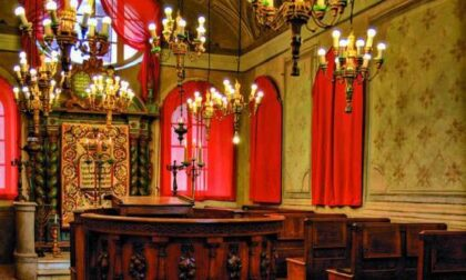 La sinagoga del Piazzo apre alle visite per un solo giorno