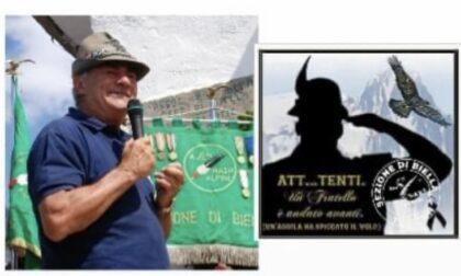 Morto l'ex presidente degli alpini Edoardo Gaja