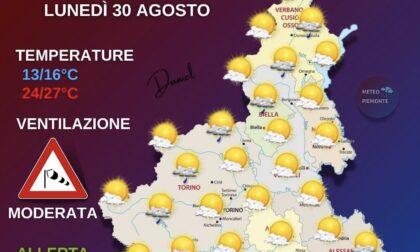 Meteo, ecco le previsioni di oggi