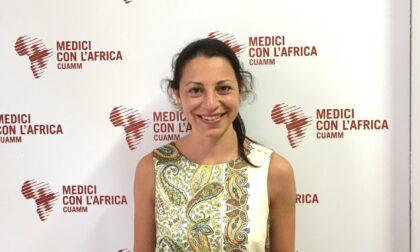 La biellese Cecilia Barbera in Tanzania per Medici con l'Africa Cuamm