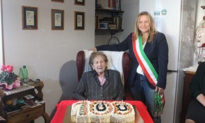 Morta la centenaria Elerina Vercellino