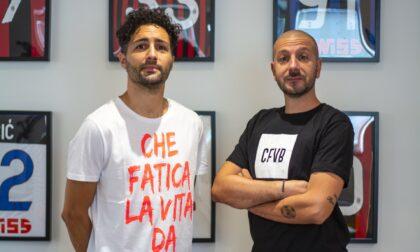 Biella conquista ancora la tv: i ragazzi di Che Fatica la Vita da Bomber nuovamente ospiti in Rai