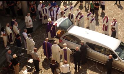 Addio al diacono Costantino Pierconti, oggi il funerale con il vescovo