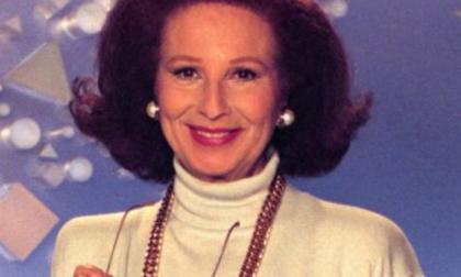 È morta Nicoletta Orsomando, la storica annunciatrice Rai aveva 92 anni