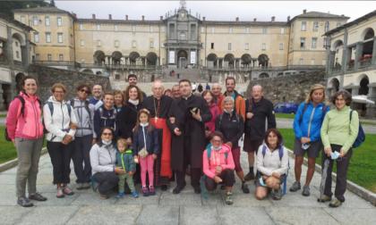 Incoronazione, è arrivato a Oropa il delegato pontificio cardinale Re