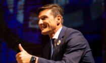 Javier Zanetti: tutto esaurito per un campione dal volto umano