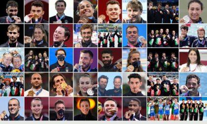 Olimpiadi finite, Italia chiude con il record di medaglie: 40