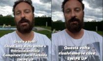 Francesco Facchinetti sente puzza in giardino: la sua raccolta firme diventa virale