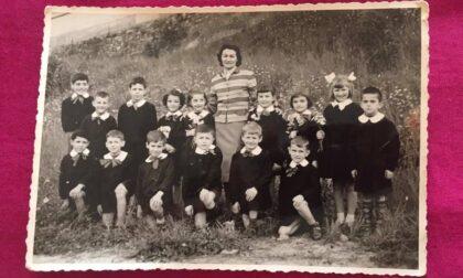 E' morta la storica maestra elementare Irene Bionda Giachino