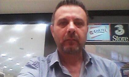 Lutto a Biella per la morte a 55 anni di Carmelo Valenti