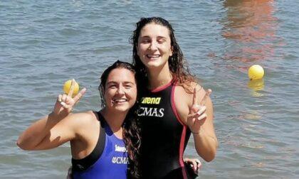 La biellese Carolina Trocca (Pralino Sport) conquista medaglia di bronzo al mondiale nuoto pinnato