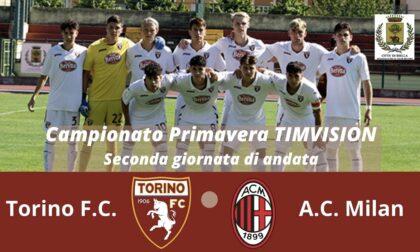 Campionato Primavera, allo stadio di Biella arriva Torino-Milan