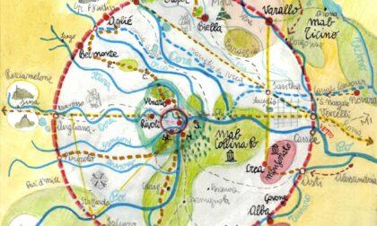 La tappa da 165 km Torino-Biella apre i 600 km del suggestivo Grand Tour del  Piemonte