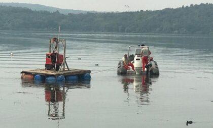 Ritrovato il corpo dell'uomo annegato nel lago di Viverone