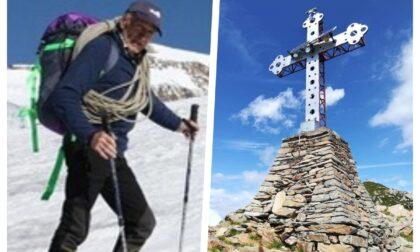 E' morta la storica guida alpina biellese Giovanni Coda Cap