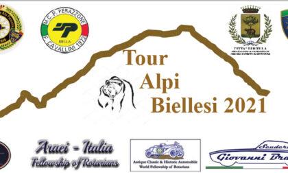 """Il fine settimana degli appassonati di auto e moto storiche: ecco il """"Tour Alpi Biellesi"""""""