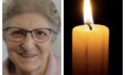 Pray e Cossato piangono Gina Zoso