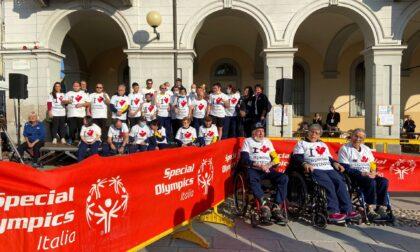 Special Olympics: grande festa in presenza per la premiazione degli atleti che hanno partecipato agli Smart Games 2.1