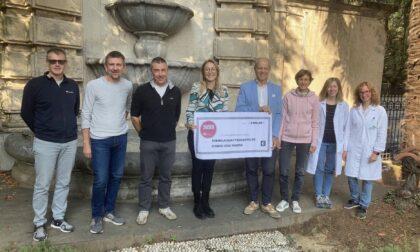Biella-Barcellona in bici: consegnati al Fondo Edo Tempia i proventi dell'iniziativa