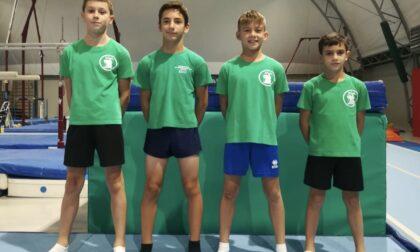 I giovanissimi del La Marmora argento nel campionato regionale di artistica