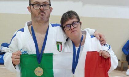 Judo: due ori per gli atleti di Ginnastica Lamarmora agli Euro Trigames