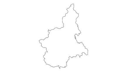 Il Piemonte resta zona bianca